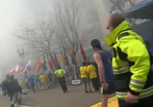 Взрывы в Бостоне. Свидетельства очевидца