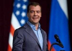 Медведев не исключает возможности баллотироваться на второй президентский срок