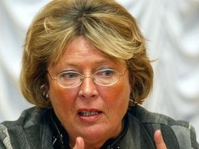 Тимошенко перед встречей с Ющенко посоветовалась с Северинсен