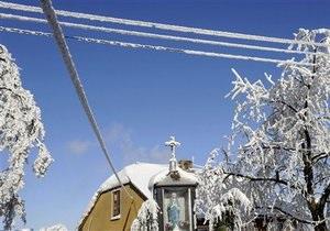 В Эстонии зафиксировали рекордные морозы