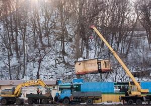 В Киеве сдали на металлолом уникальный трамвай