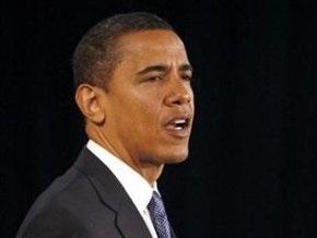 Обама дал обещание не курить в Белом доме