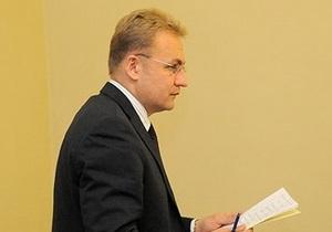 Мэр Львова надеется найти общий язык со Свободой