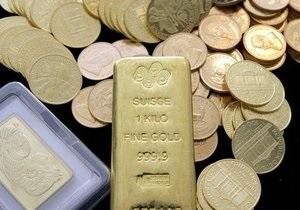 Золото вновь установило новый ценовой рекорд