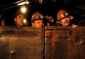 Пожар произошел на шахте в Луганской области