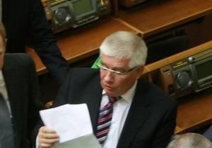Депутат от Партии регионов Михаил Чечетов - Верховная Рада - Чечетов заявил, что ходить в вышиванках в ВР нельзя  - депутаты в вышиванках