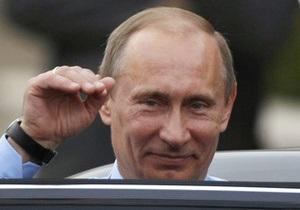 Сегодня Путин посетит Украину