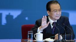 Премьер КНР требует проведения  срочных реформ