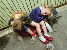 За использование ребенка для попрошайничества будут сажать