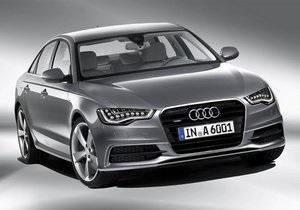 Audi представила A6 нового поколения