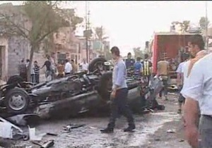 В результате серии терактов в Ираке погибли более 80 человек