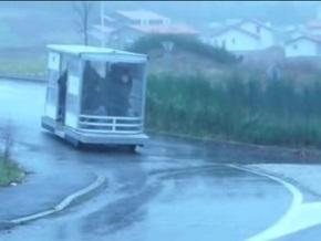 Французы создали робоавтобусы…в частности, для итальянцев