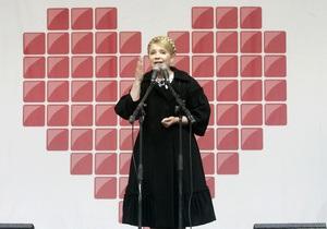 Тимошенко просит Интер и ICTV предоставить эфир для дебатов с Януковичем