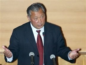 Президент Кыргызстана подписал закон о выводе авиабазы США Манас