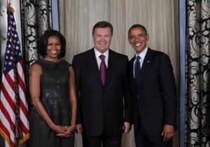 СМИ: визит Януковича в США может стать последним