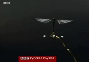 Ученые в Гарварде создали муху-робота