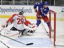 NHL: Рейнджеры учинили расправу над Пантерами
