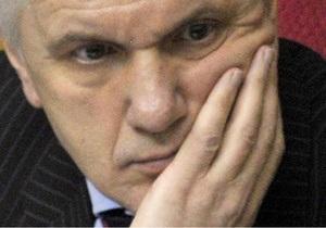 Литвин: Начинается очередная кампания травли Литвина