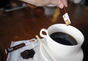 Употребление большого количества кофе уменьшает шансы зачатия  в пробирке  на 50%