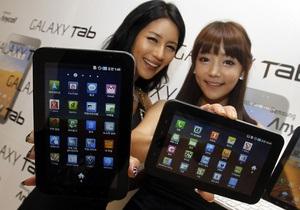 Samsung одержала первую победу в патентной войне с Apple