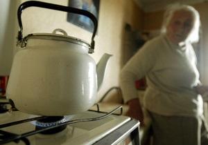Янукович увидел, что дальше повышать тарифы на газ для населения нельзя