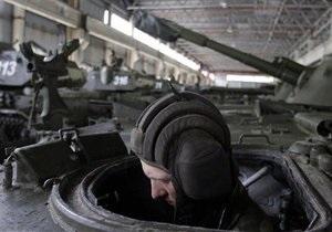 Главком Cухопутных войск России объявил ненужной половину стоящих на вооружении танков