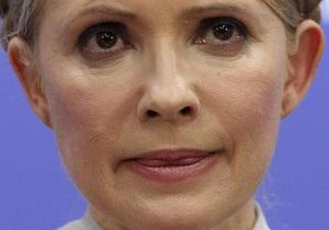 Местные выборы: Регионалы назвали Тимошенко  женщиной-катастрофой , которая действует, как зомби