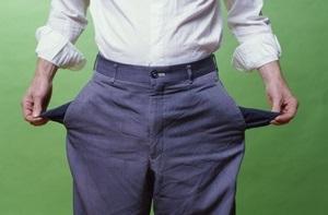 Кожну четверту заборговану працівникам гривню заборгували підприємства – банкрути
