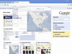Опубликованные в интернете скриншоты новой ОС Google Chrome оказались уткой
