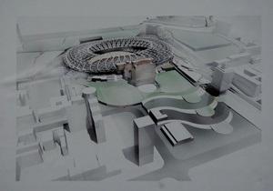 Киевские архитекторы одобрили проект обустройства Троицкой площади возле НСК Олимпийский