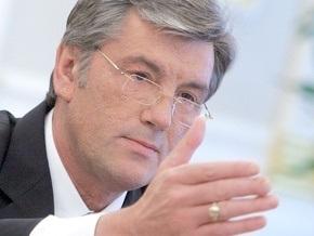 Ющенко: Вкладчикам украинских банков не стоит волноваться за свои депозиты