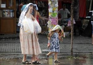 Завтра в некоторых областях Украины ожидается ухудшение погодных условий