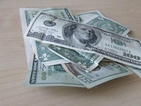 Доллар в обменниках достиг отметки в 8,7 грн за доллар