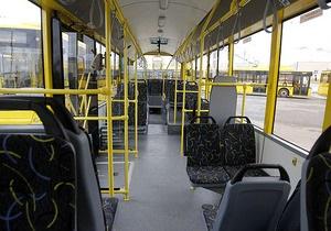 В Запорожье трое пассажиров жестоко избили водителя троллейбуса