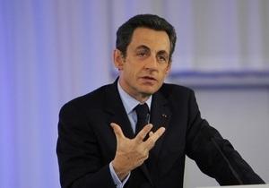 Саркози призвал в течение суток наладить работу поездов Eurostar