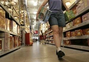Посетителей одного из киевских супермаркетов эвакуировали из-за ложного сообщения о минировании