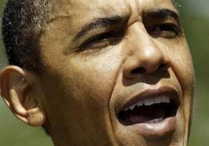 Обама рассказал об усилиях по борьбе с разливом нефти