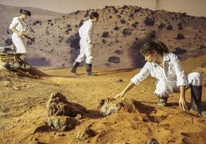 Новости науки - Марс - космос: Датские студенты воссоздали марсианские ландшафты