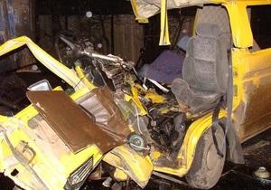 Новые подробности ДТП в Винницкой области: у грузовика отказали тормоза
