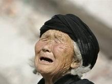Китайские власти заявляют о 60 тыс погибших
