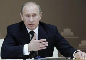 Россия пока не рассматривает вопрос о модернизации украинской ГТС - Путин