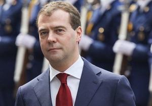 Медведев увидел в России крупнейшего инвестора в экономику Украины