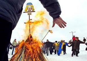Масленица-2013: Где есть блины на выходных в Киеве
