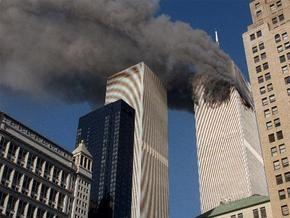 В США показали неизвестную видеозапись событий 11 сентября