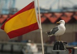 В 56 испанских городах проходят демонстрации протеста против сокращений бюджета