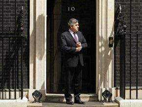 Советник Гордона Брауна пропустил саммит G8 из-за свиного гриппа