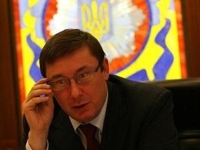 Луценко обвинил одесских милиционеров в покрывании наркоторговли
