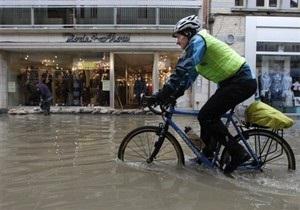 Наводнения в Бельгии: вдова погибшего из-за стихии покончила с собой