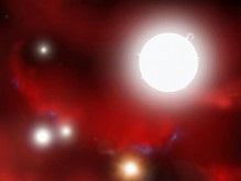 На планете началось солнечное затмение