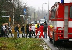 В центре Хельсинки прогремел мощный взрыв